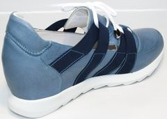 Женские спортивные туфли Ledy West 1484 115 Blue.
