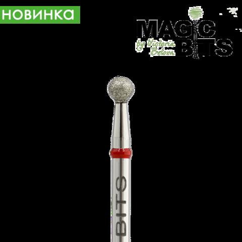 НАШК31 Алмазные шары мягкого абразива (Натуральный алмаз) (3.1 мм)