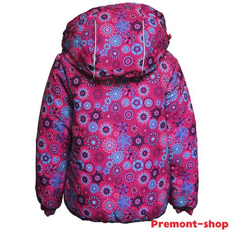 Зимний костюм Mazima Волшебная галактика MW27103 Pink
