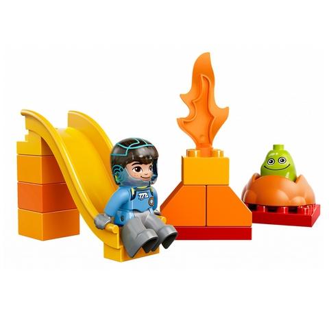 LEGO Duplo: Космические приключения Майлза 10824 — Miles' Space Adventures — Лего Дупло