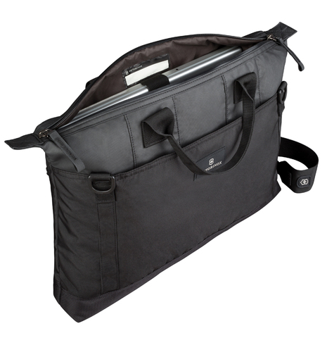 Сумка Victorinox Altmont 3.0 Laptop Brief 15,6'', черная, 48x8x34 см, 14 л