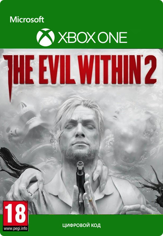 Xbox Store Россия: The Evil Within 2 (цифровой ключ, русские субтитры)