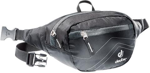 Картинка сумка поясная Deuter Belt I black-anthracite
