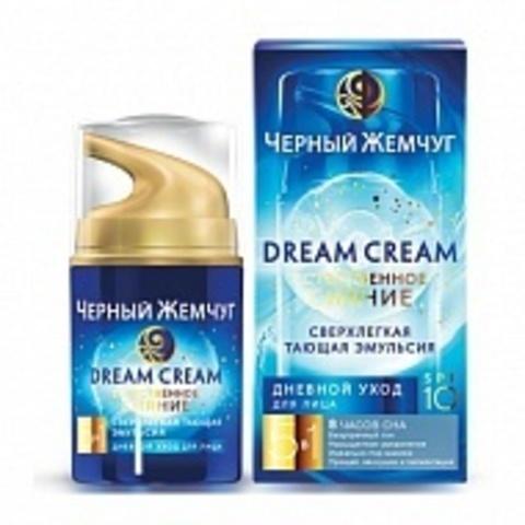 Дневная эмульсия для лица Dream Cream Чёрный Жемчуг
