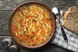 Греческий суп с красной чечевицей СУПЫ МИРА 210 г