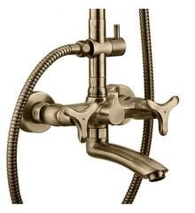 Душевая система KAISER Trio 57288 Bronze  3