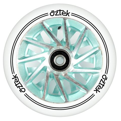 Пара колёс для самоката AZTEK Ermine XL (Aqua)