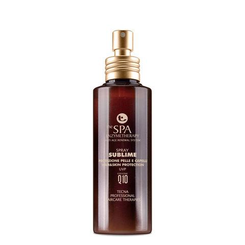 Tecna Спрей для волос и тела с SPF 15 SPA Enzymetherapy Q10 Sublime Spray