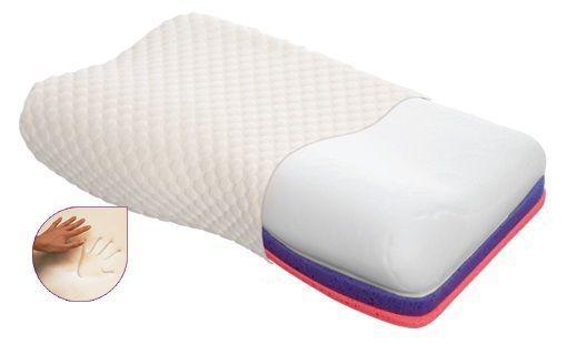 Подушки Trives Ортопедическая подушка с «эффектом памяти», трехслойная с регулируемой высотой Trives ТОП-105 top-105-jpg_1_.jpg