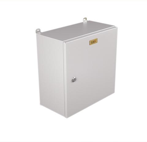 Электротехнический распределительный шкаф IP66 навесной (В400 × Ш300 × Г210) EMW c одной дверью