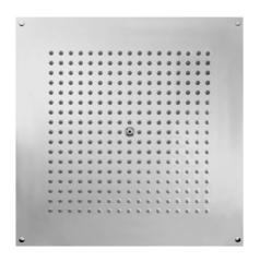 Душ потолочный встраиваемый 47х47 см Bossini Dream Cube H38459.030 фото