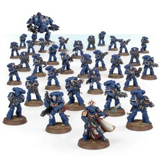 Space Marines Batallion Detachment