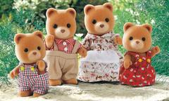 Sylvanian Families Семья Мармеладных медведей. Игровой набор (3112)