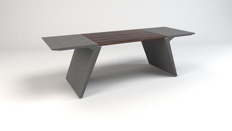 Pigreco стол прямой