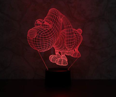 Art-Lamps Пёс