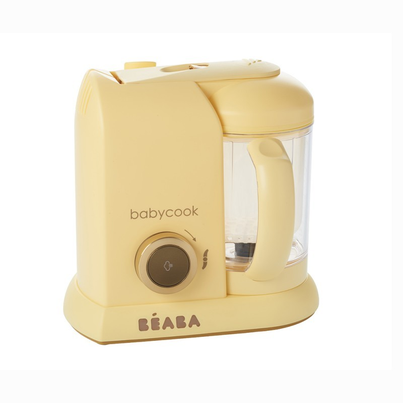 Beaba блендер-пароварка Babycook Macaron vanilla cream