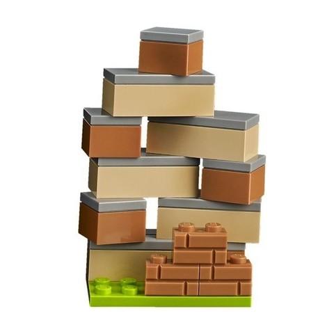 LEGO Juniors: Стройплощадка 10734 — Demolition Site — Лего Джуниорс Подростки