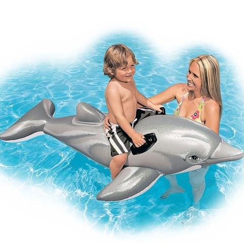 Надувной баллон Дельфин 175*66см.