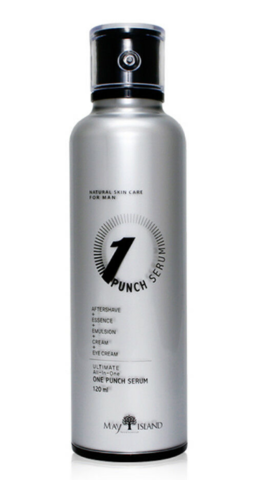 MAY ISLAND ALL IN ONE PUNCH SERUM Сыворотка для мужчин 120 мл