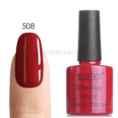 Гель-лак Bluesky № 40508/80508 WildFire, 10 мл