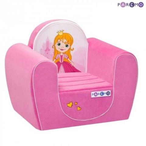 Стул Paremo Детское кресло Принцесса Розовый PCR316