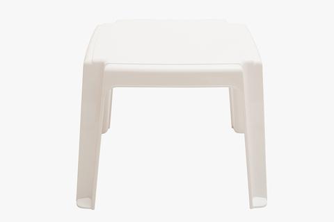 Пластиковый столик для шезлонга