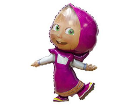 Фольгированный шар Маша