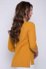<p><span>Оригинальная блуза, которая точно вызовет белую зависть у подруг. Шикарно, необычно, современно. Рекомендуем. (Длина по спинке: 44-62см; 46-63см; 48-64см; 50-65см; 52-66см;)</span></p>