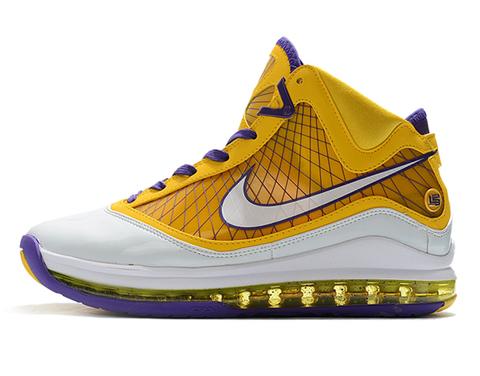 Nike LeBron 7 'Lakers'