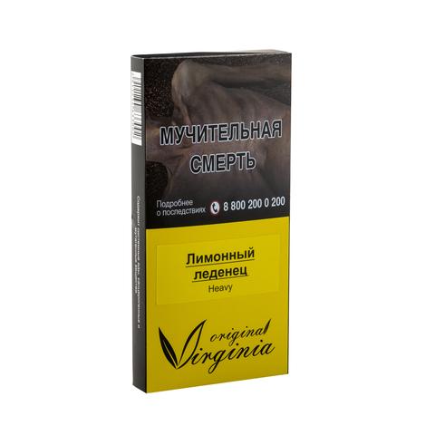 Табак Virginia Heavy Лимонный леденец 50 г