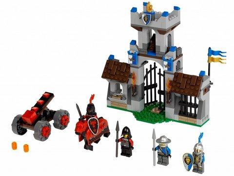LEGO Castle: Нападение на стражу 70402 — The Gatehouse Raid