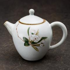 "Керамический чайник ""Цветы жасмина""  250 мл"