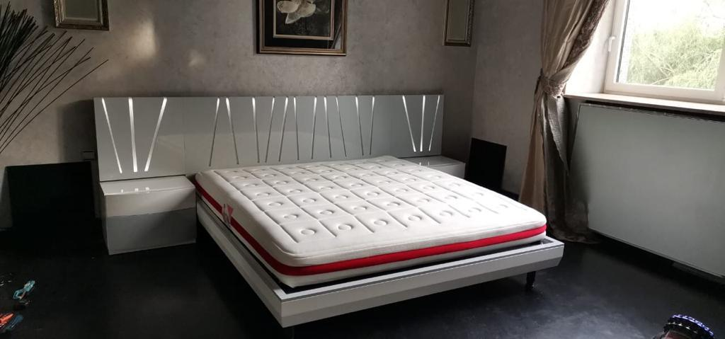 Кровать FENICIA Mobiliario 606 VANESSA