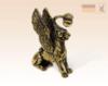 фигурка Грифон с фонарем 5,5 см. (рельеф)