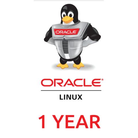 Сертификат на техническую поддержку Oracle VM Premier (1 Year Support)