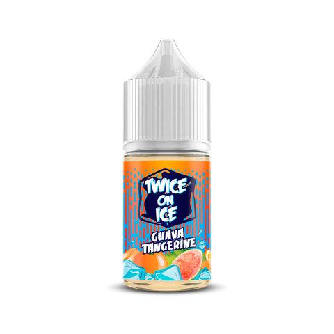 Twice On Ice Salt - Guava Tangerine 30 мл