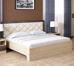 Кровать 1400 Мадлен (Дуб Шале мореный)