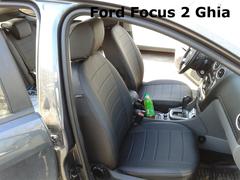 Чехлы на Ford Focus 2005–2011 г.в.