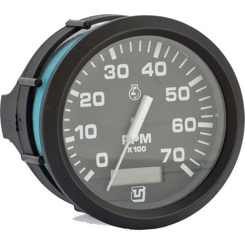 Тахометр со счетчиком часов для ПЛМ (U)