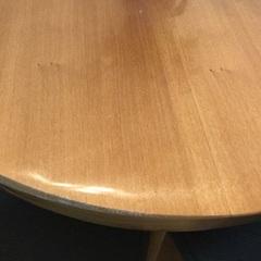 Скатерть круглая матовая  102 см.