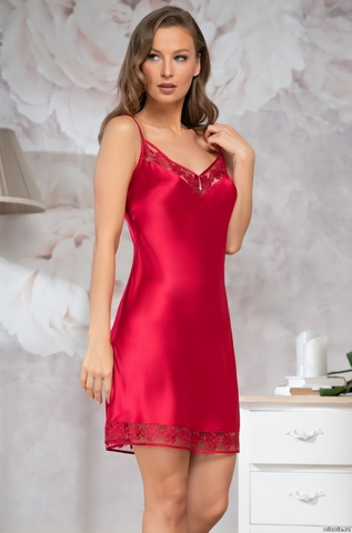 Сорочка женская Mia-Amore  MARISIA МАРИСИЯ 8580 красная
