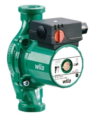 Циркуляционный насос Wilo STAR-RS 25/8 с гайками