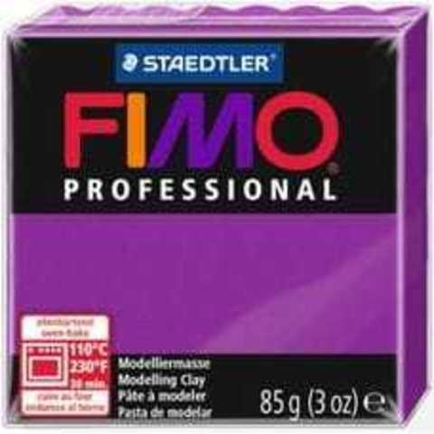 Fimo Professional цвет фиолетовый