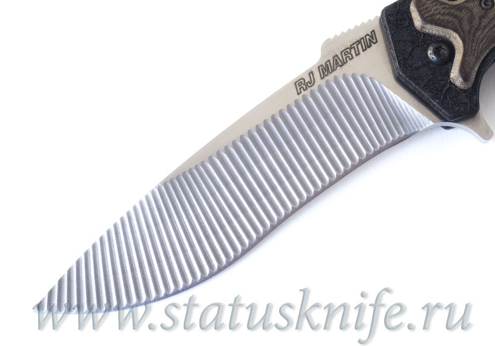 Нож RJ Martin Devastator - фотография