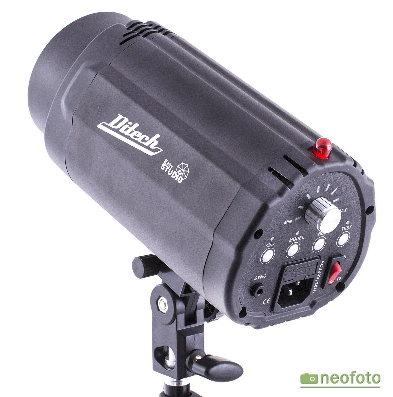 Комплект студийного света Ditech ES250 kit