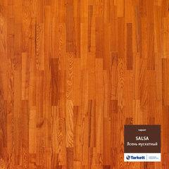 Паркетная доска Tarkett Таркетт коллекция Salsa Сальса ясень мускатный