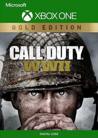 Xbox Store Россия: Xbox One Call of Duty: WWII - Gold Edition (цифровой ключ, русская версия)