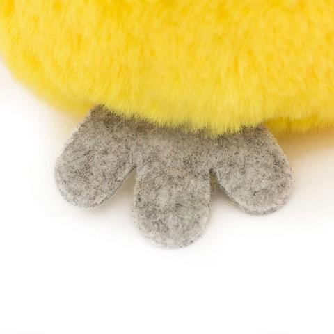 КТОтик желтый со светящимися глазами Orange Toys