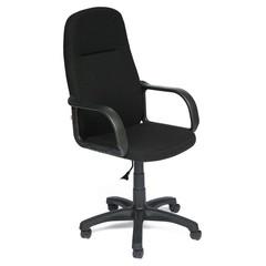 Кресло UT_Leader ткань черная, пластик