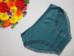 3089-5 трусы женские, зеленые